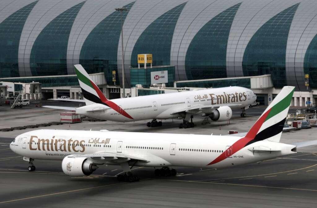 Emirates, restore, full salaries, employees, next month, October,