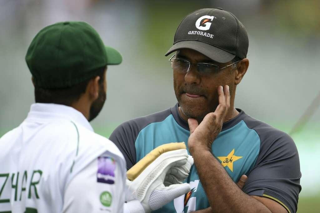 pakistan, bpwling, coach, waqar younis, second test, bad light, england, southampton
