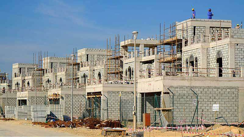 UAE nationals can claim the refund against a newly constructed building to be used solely as residence.- Alamy Image