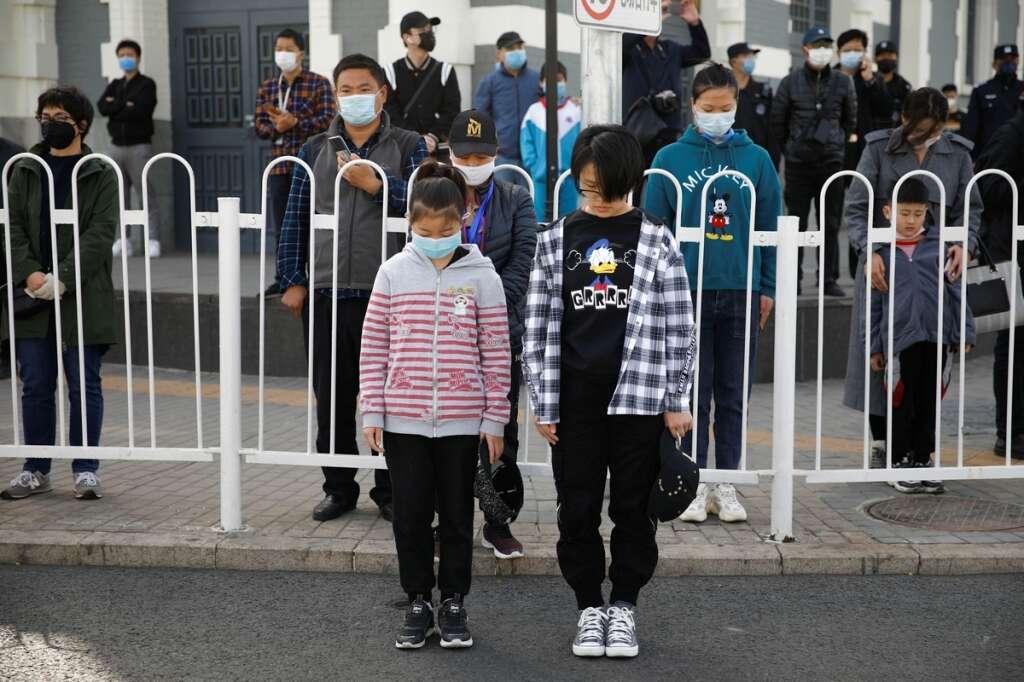 China, Qingming, National Health Commission, coronavirus, Covid-19