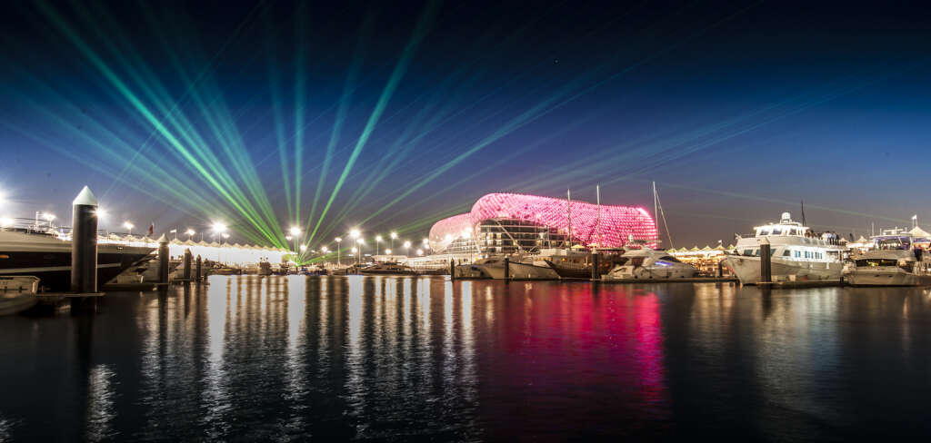 Over 60,000 guests to keep Abu Dhabi hotels busy during Formula 1 weekend