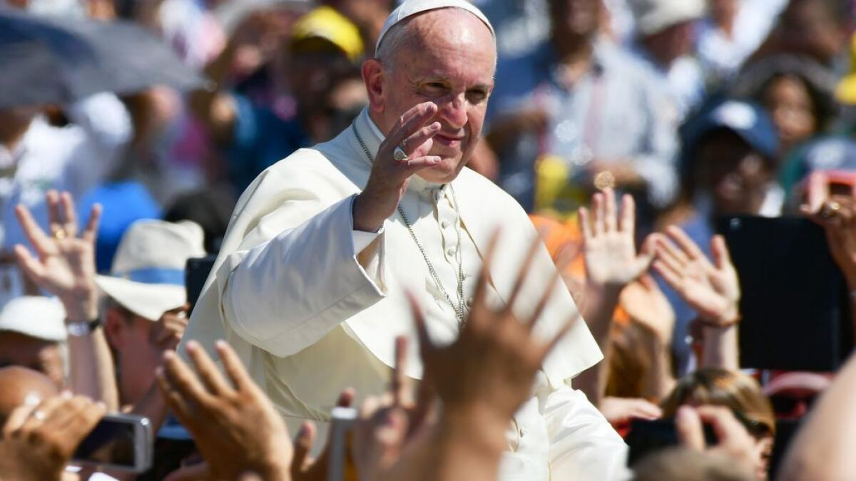 Pope Francis to visit the UAE very soon