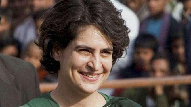 Congress general secretary Priyanka Gandhi makes Twitter debut