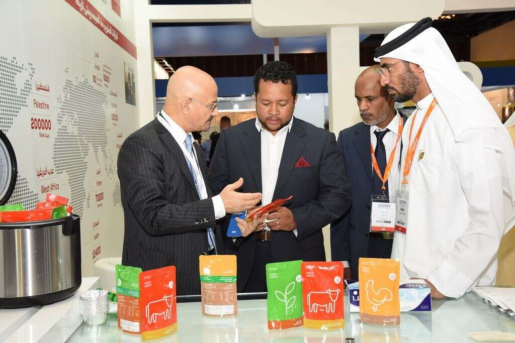 2 new halal relief food products unveiled