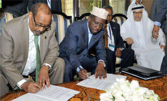 A show of cooperation and unity for Somalia