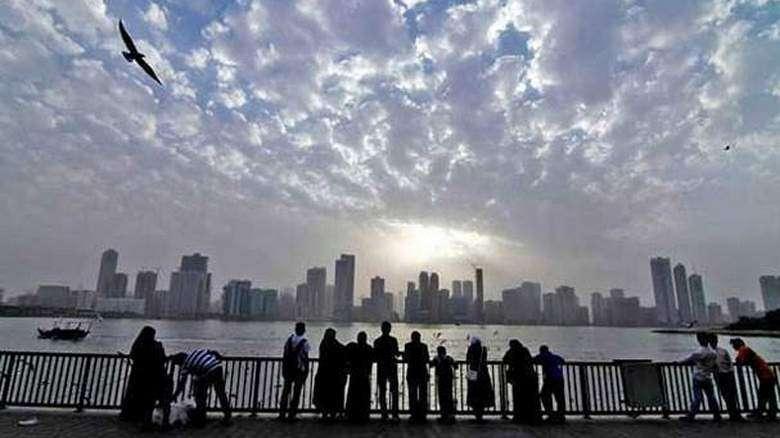 UAE weekend weather: Clouds, fog and rough seas ahead