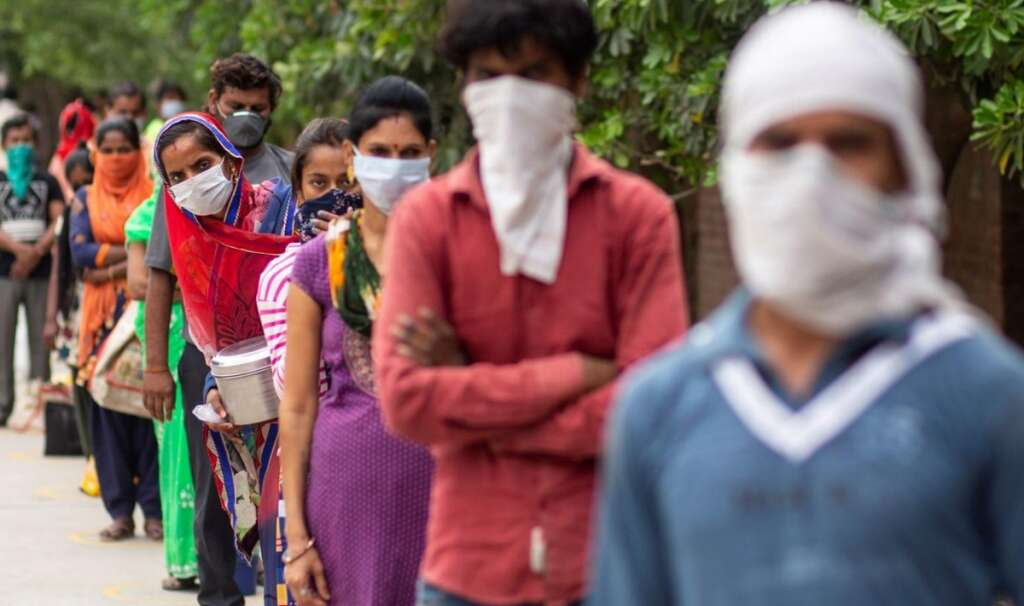 Covid-19: India reports 933 new deaths as cases near 2.1 million - Unlock 4