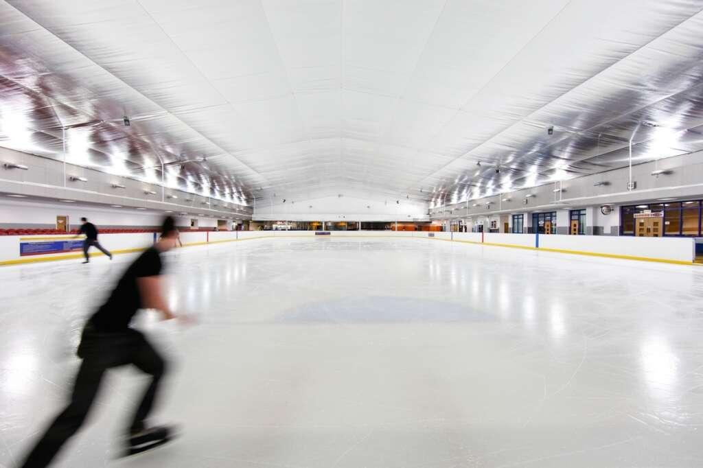 ice rink, Dubai, Jumeirah Beach Residence