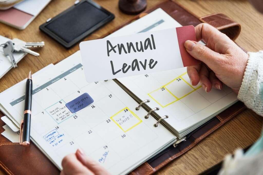 paid annual leave, annual leave, unpaid leave, uae labour law