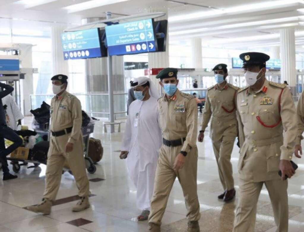 Dubai Police, get over, 2,000 thank-yous, social media