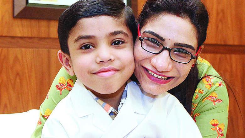 kidney, five years, seven year old, adam, operation, keerti, Arun