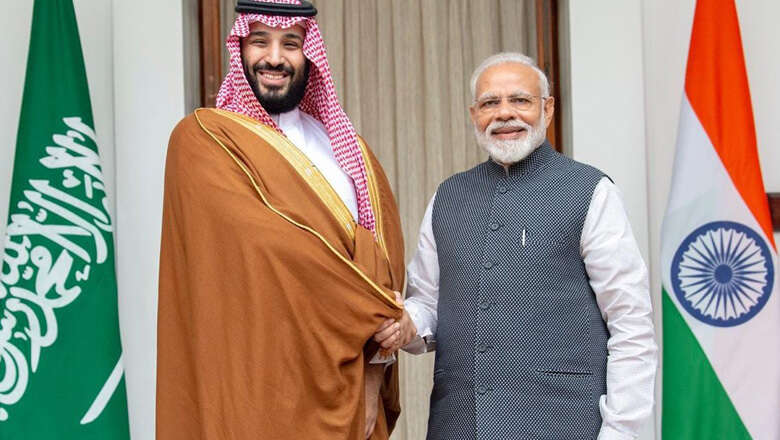 Saudi Arabia sees a $100 billion investment opportunity in India