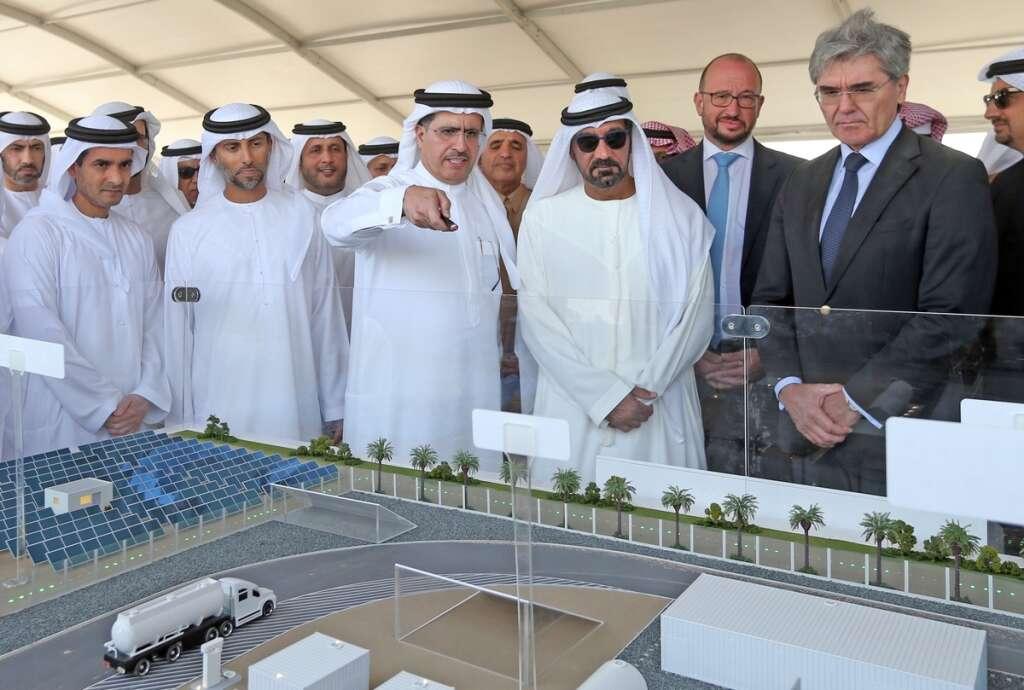 UAE mulls hydrogen as a renewable energy source
