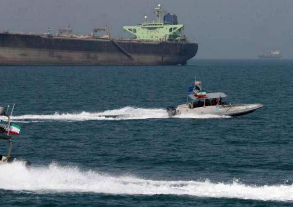Iran seizes boat in Strait of Hormuz, arrests 12 Filipinos