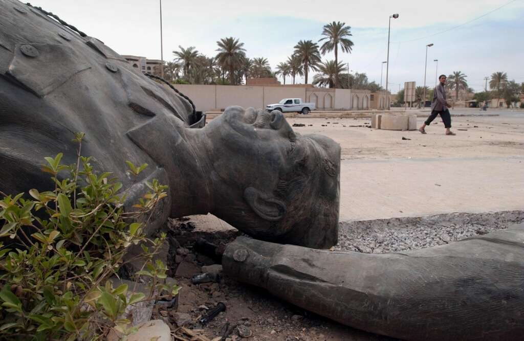 Saddam-era, archive to Iraq, old wounds