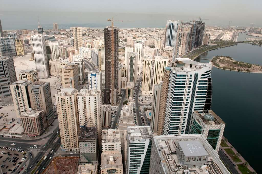 girl falls to death, sharjah, UAE, highrise, church