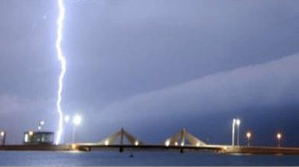 Weather alert: Thunderstorm,  weather warning, Bahrain, Oman
