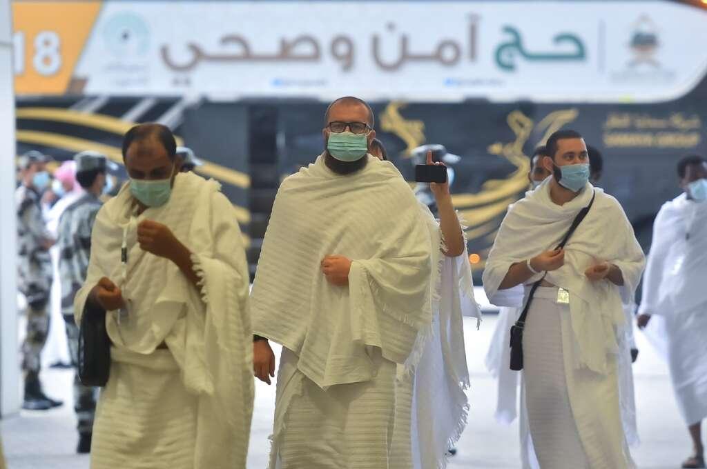 Saudi Arabia, Ministry of Health, Haj, pilgrims