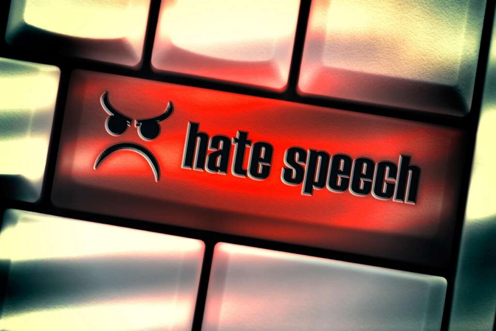 social media hate, insulting comment, defamatory comment, Public Prosecution