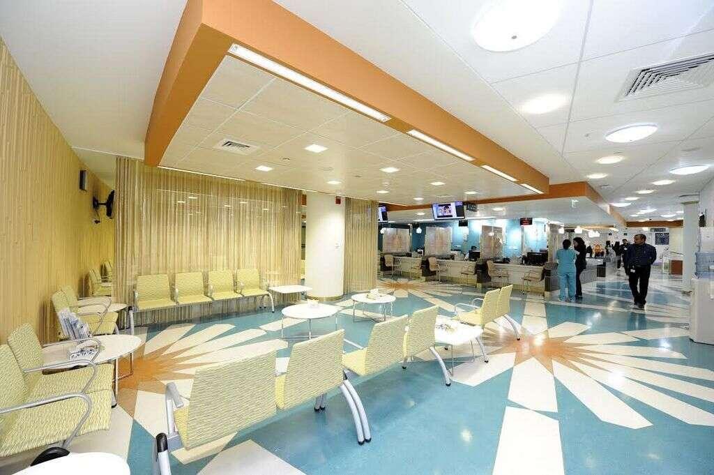 Al Mushrif Children's Specialty Center opens in AbuDhabi