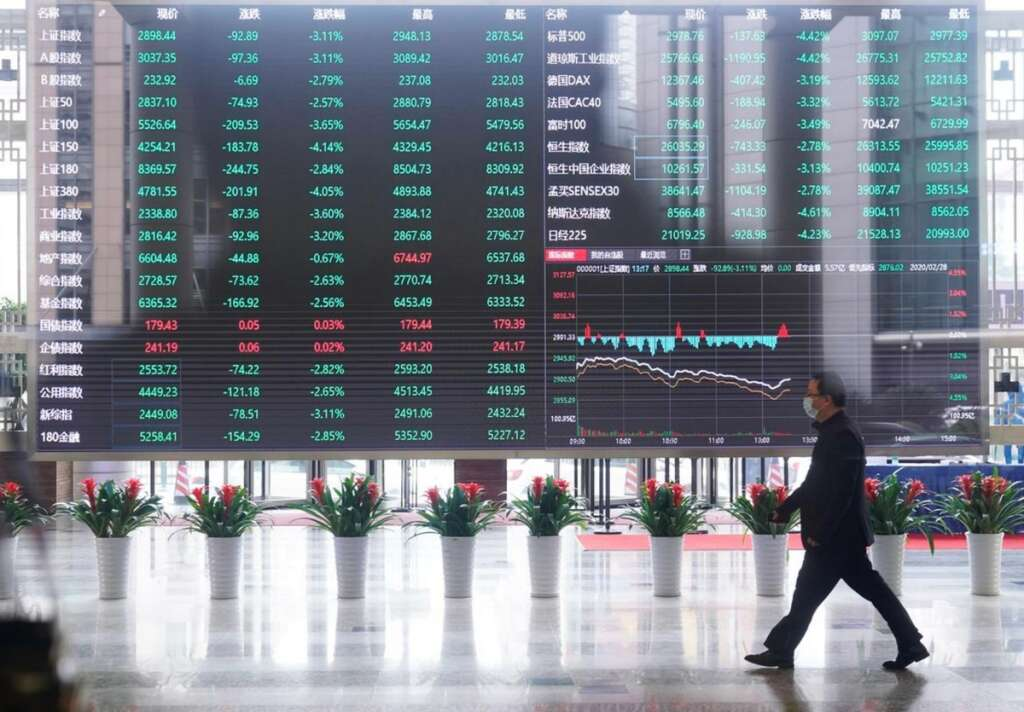 Asia stock markets, Dollar, yen, currency