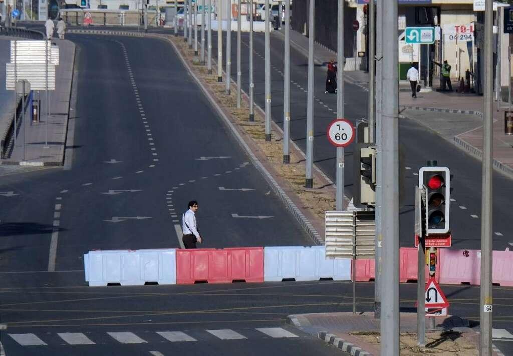 Dubai, Al Ras, lockdown, KT explainer