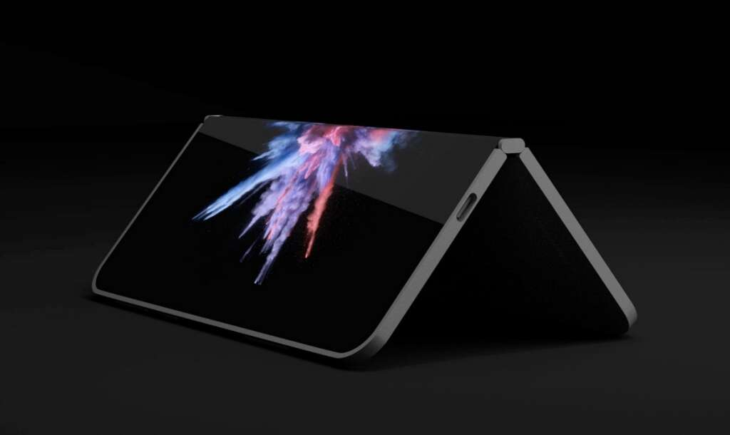 Microsoft may release foldable smartphone in 2019