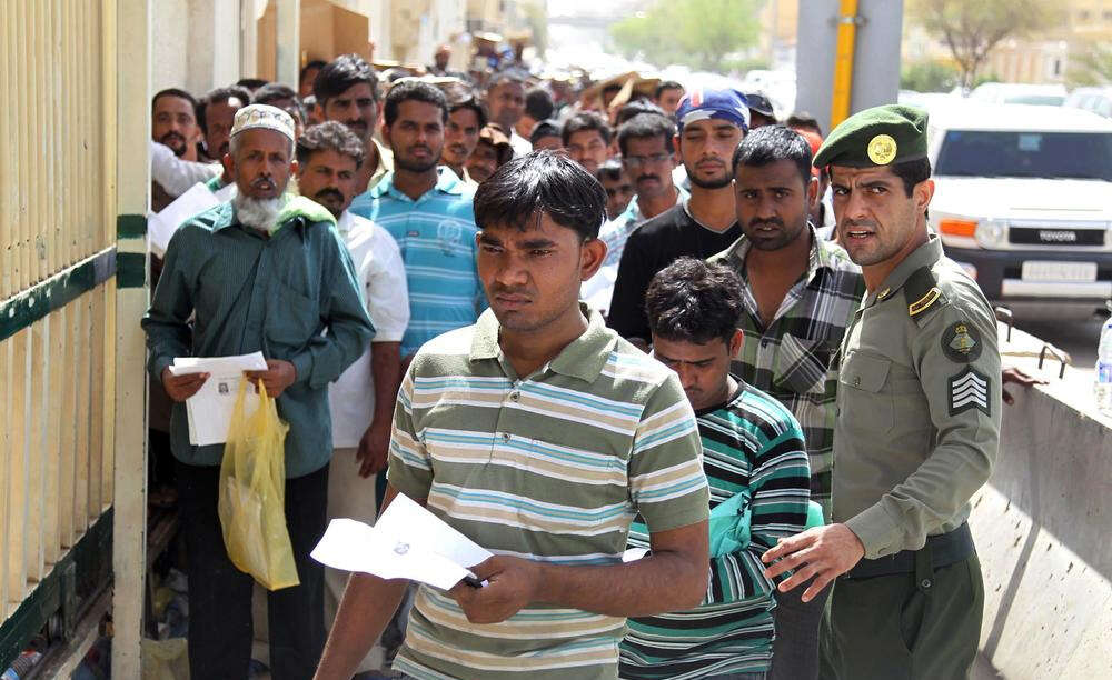 Ray of hope for stranded Indian workers in Saudi