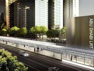 Abu Dhabi plans three metro lines
