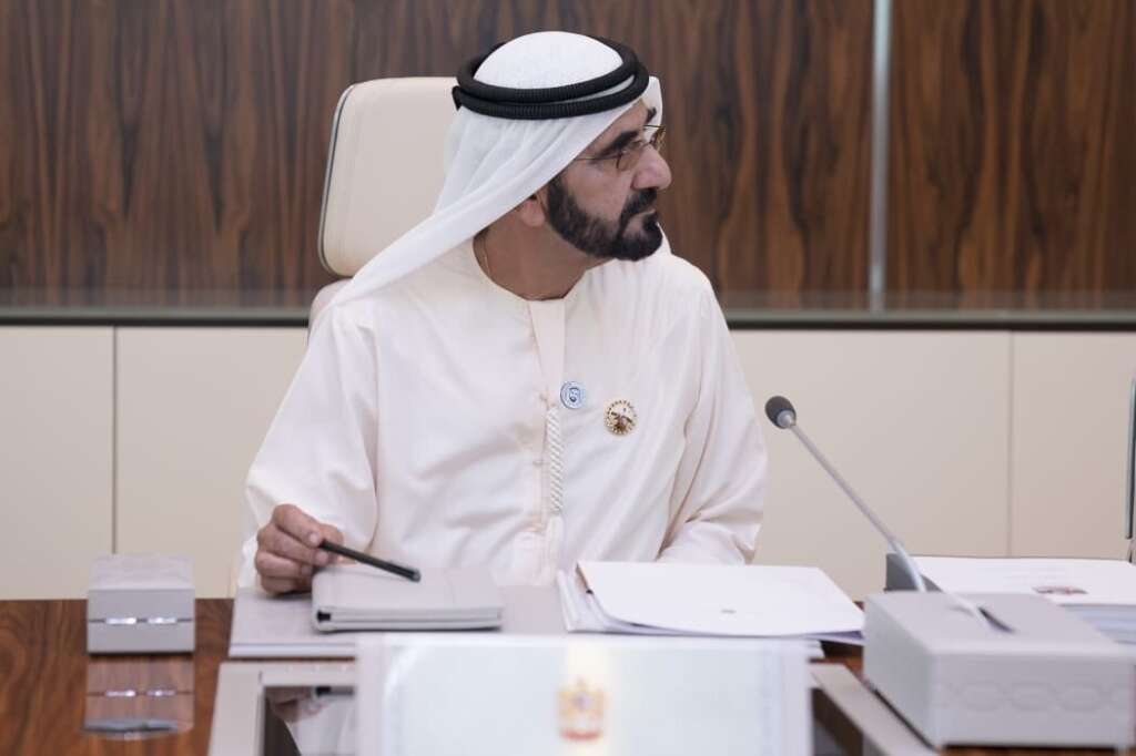 e397a1bc25c4b Sheikh Mohammed announces new job