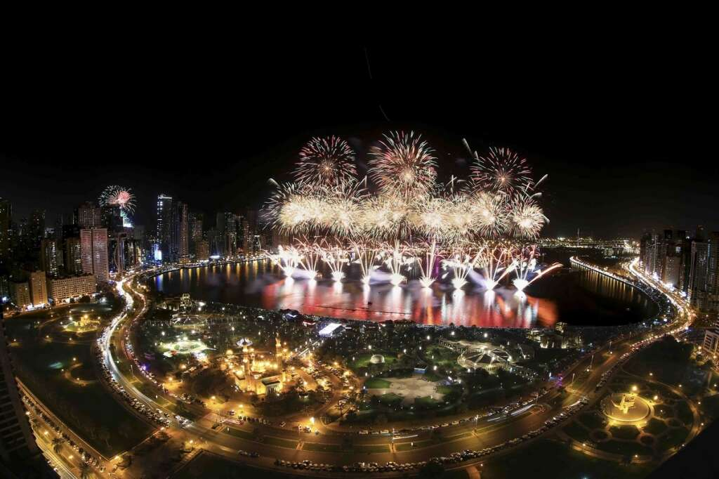 Cost of New Year's Eve in UAE: From Dh12,000 to being free - Khaleej
