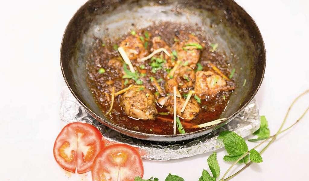Tuck into karachis original peshawari karahi khaleej times the chicken and mutton karahi at shehar karachi are its speciality supplied forumfinder Image collections