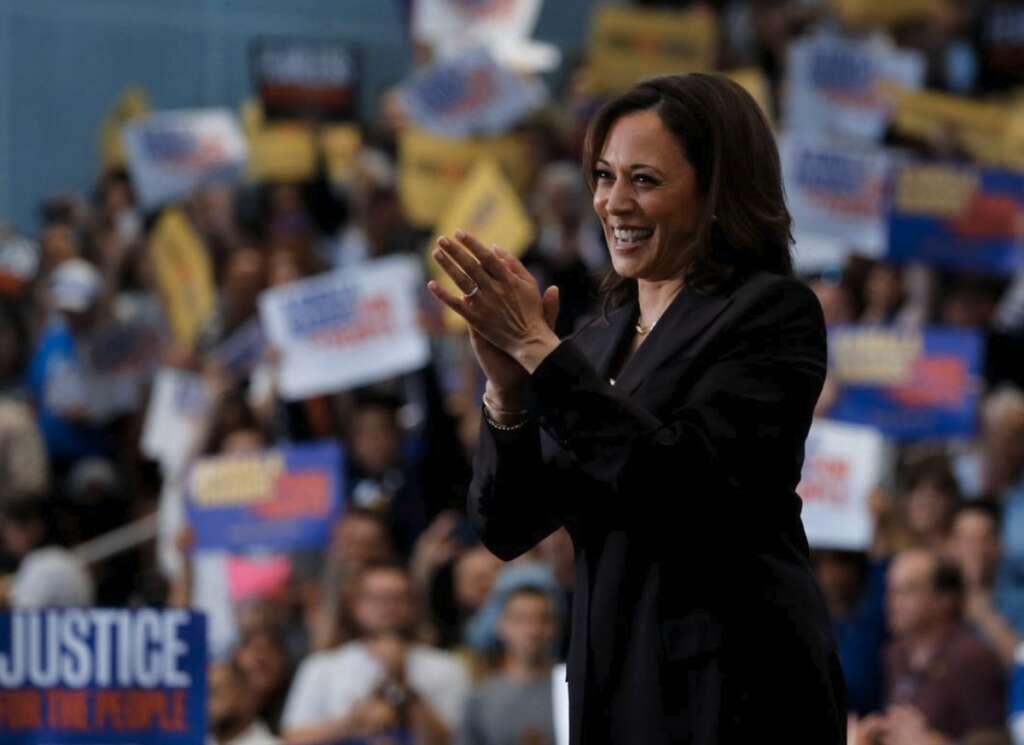 California, Kamala Harris,US senator, US