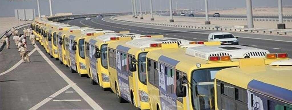 Smart sensors in RAK school buses to avoid forgetting kids
