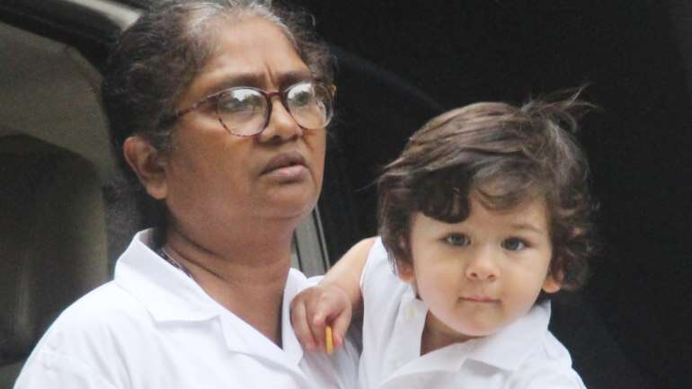 Can you guess how much Taimur Ali Khans nanny is paid?