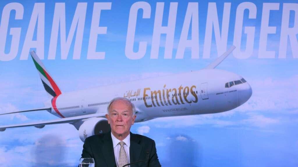 Emirates, Clark, jobs, job cuts