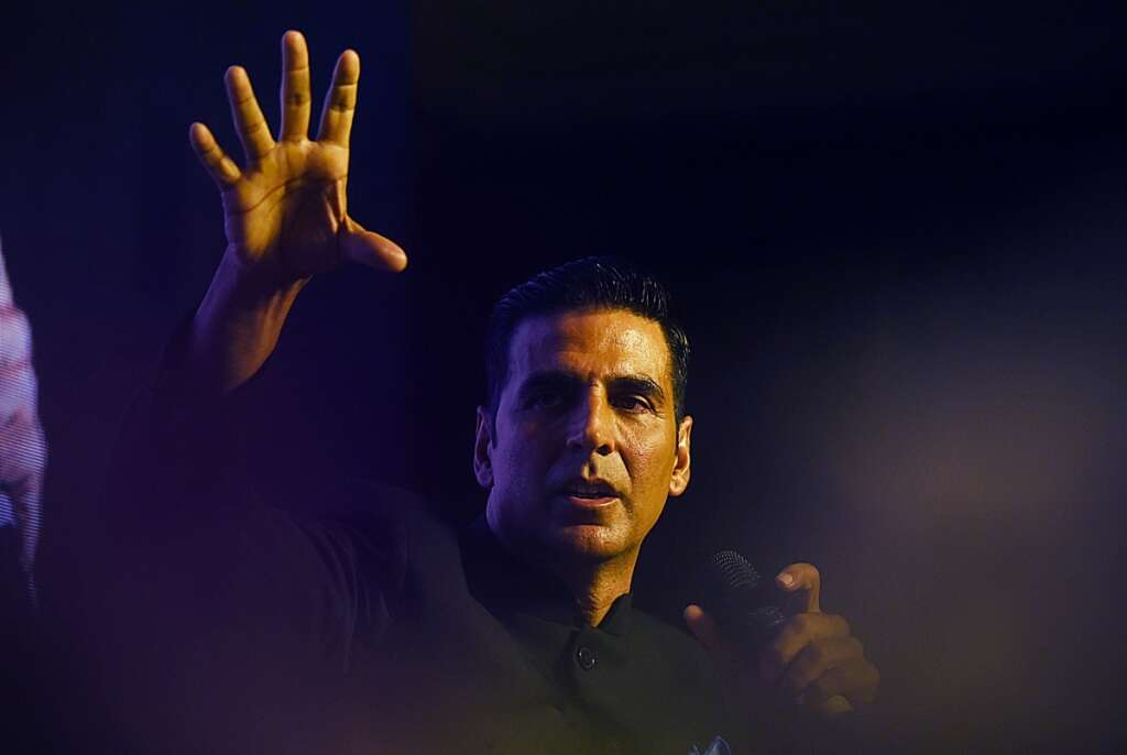 Akshay Kumar, only, Indian, Forbes, highest, paid, male, actors, world, Bollywood
