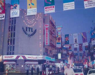 A look back into future of the Dubai Shopping Festival
