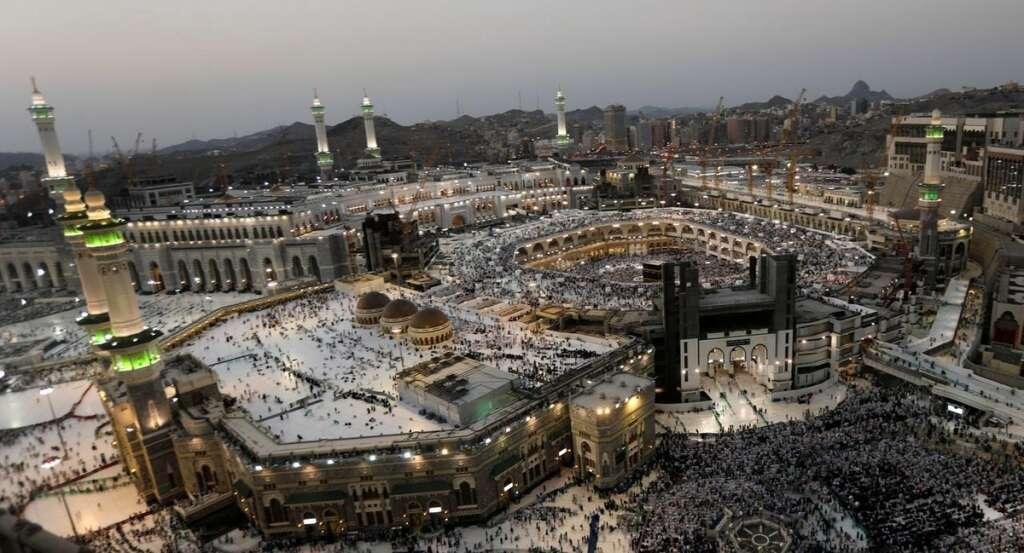 King Salman, Makkah crane collapse