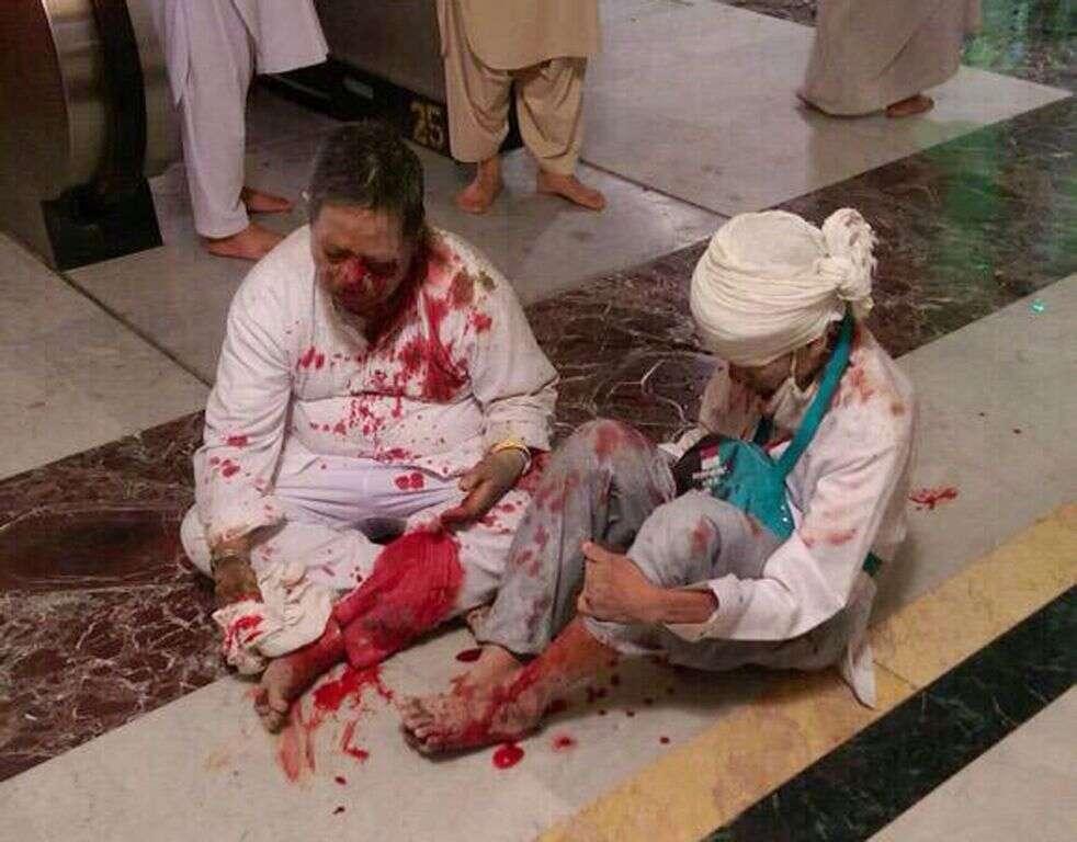Saudi probes Makkah crane collapse that killed 107