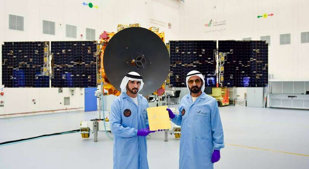 Mars hope probe, sheikh mohammed, sheikh hamdan