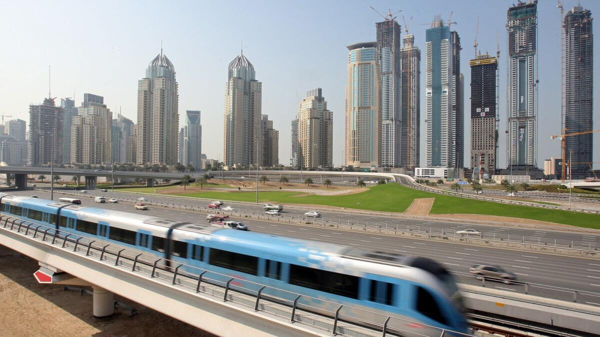 The five-year budget shows that the wise leadership of the UAE is aiming for long-term sustainable growth. — File photo