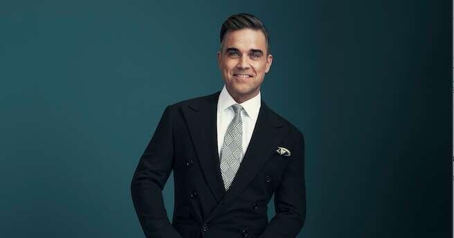 Robbie Williams, Dubai, January, 2020