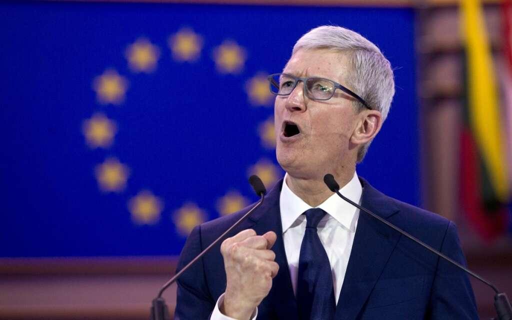 Apple CEO Tim Cook's $12 million bonus for 2018 is his biggest ever
