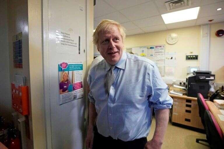 Boris Johnson, Brexit,  Britain, manifesto, Conservative Party