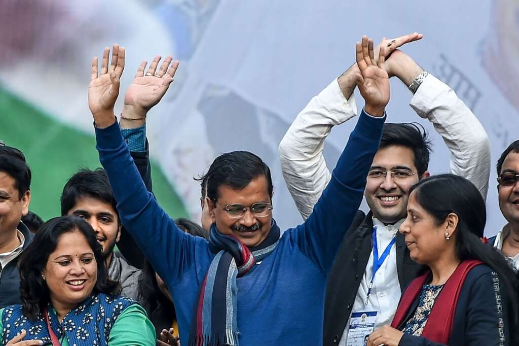 AAP, Narendra Modi, Modi, party, wrest, Delhi, stunning victory,