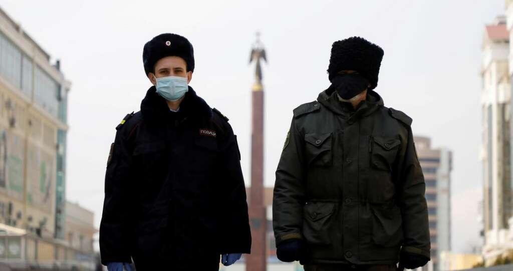 coronavirus, Russia