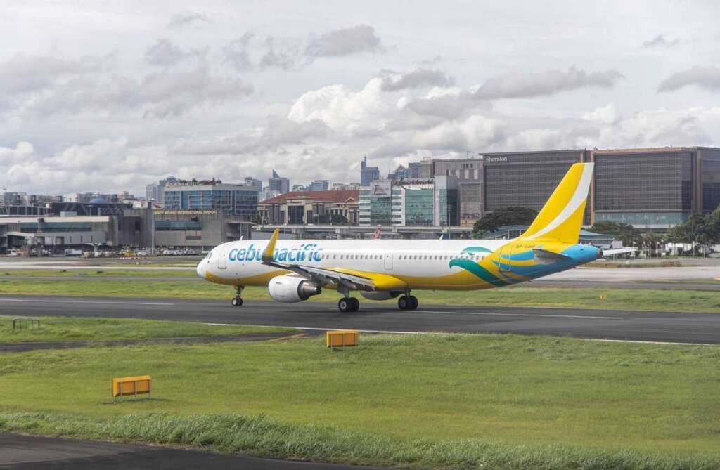 Philippines-based, Cebu Pacific, offering, air tickets, Dh85, UAE, Philippines