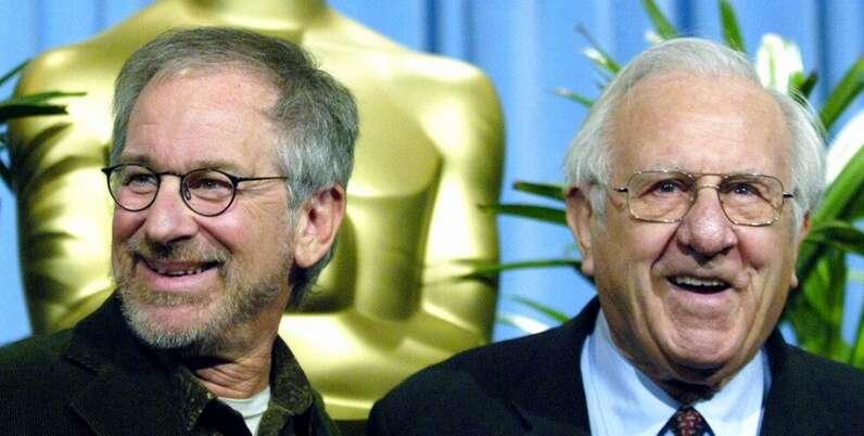 Steven Spielberg, Arnold Spielberg, Hollywood, computer, General Electric