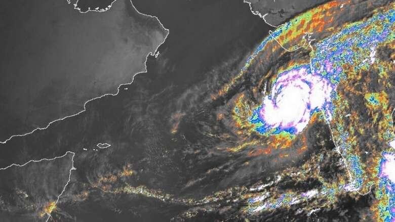 cyclone, uae, cyclone kyarr, tropical storm, impact, uae, clarifies